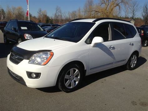 2008 Kia Rondo Ex 2008 Kia Rondo Ex Oshawa Ontario Used Car For Sale