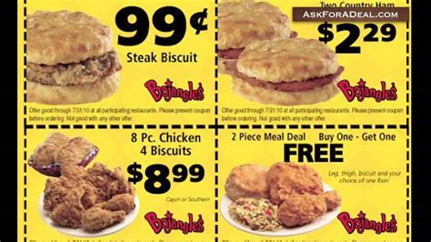 Bojangles Gift Card Online - food to you coupon 2017 2018 best cars reviews