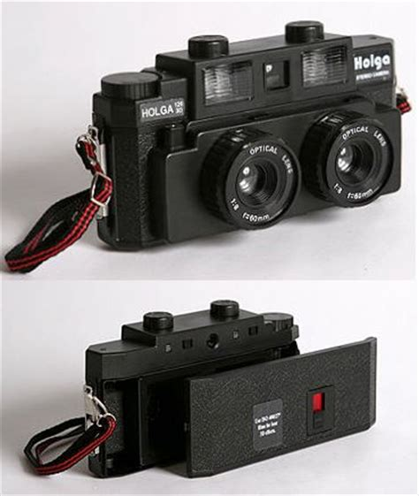 holga 3d holga 120 3d stereo lets you shoot your own