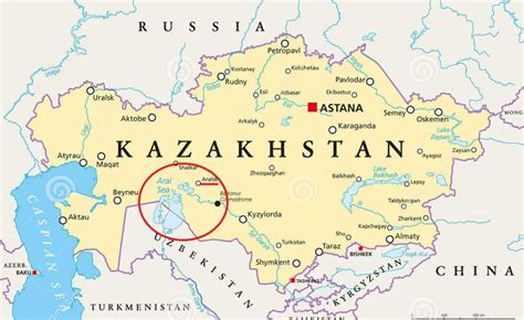 map world kazakhstan visiting the ship graveyard of aral the lost sea of