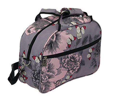 cabin flight bags lightweight small cabin bag luggage butterfly 16
