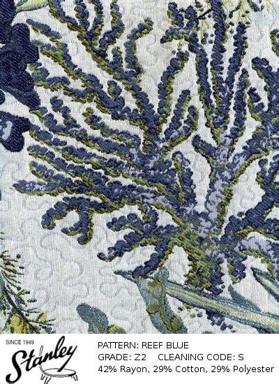 Merina Blue Nyla stanley chair patterned fabrics m z