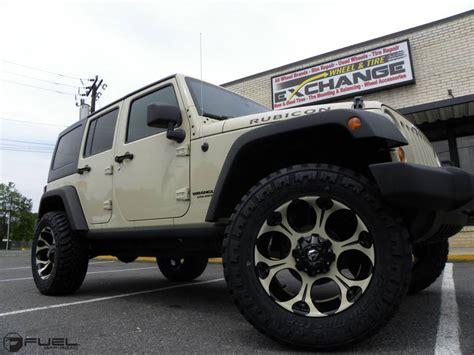 Jeep Wrangler Fuel Wheels Jeep Wrangler Dune D524 Gallery Fuel Road Wheels