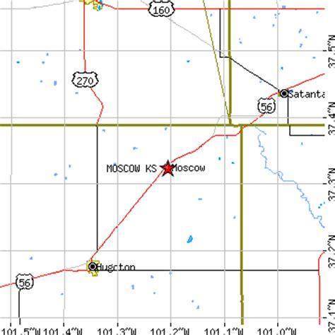 Moscow, Kansas (KS) ~ population data, races, housing ...