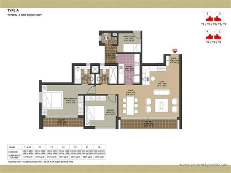 garden state plaza floor plan harmony kolkata salt lake city kolkata residential