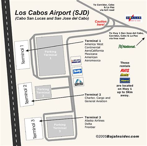 san jose airport terminal map united airlines los cabos mexico airport map terminal information