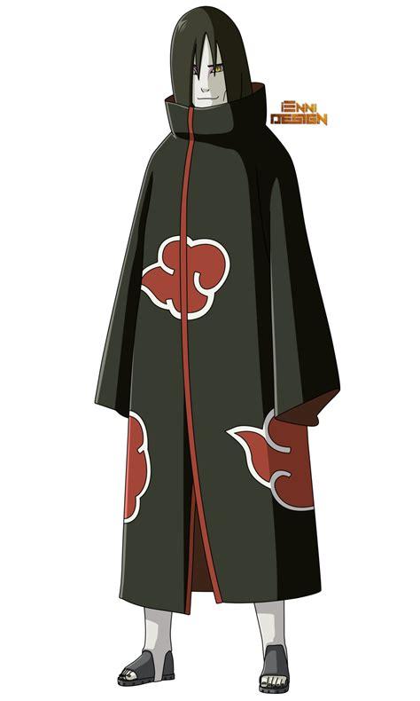 Anime Naruto Orochimaru Naruto Shippuden Orochimaru Akatsuki By Iennidesign On