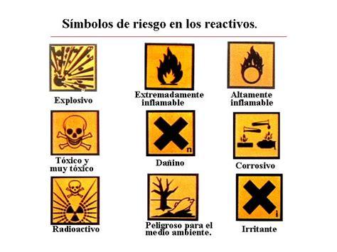 imagenes de simbolos que representen peligro simbolos de precaucion para el laboratorio imagui