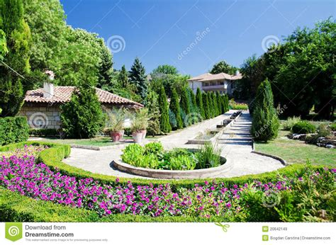 Is The Botanical Garden Free Balchik Botanical Garden Royalty Free Stock Images Image 20642149