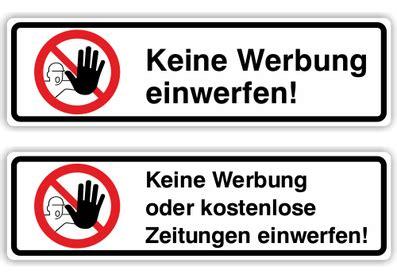 Aufkleber Bestellen Wien by Keine Werbung Aufkleber Wien