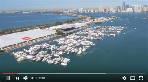 boat show miami 2017 dates video 2017 miami international boat show powerboating