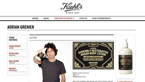 Kiehls Gives Back by Kiehl S Gives Back On Behance