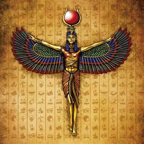 imagenes diosas egipcias isis una diosa multicultural wiccareencarnada