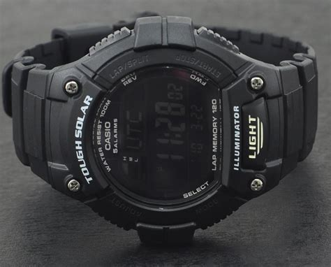 Limited Stock Casio Digital Tough Solar W S220 1b Original casio tough solar digital w s220 1bvdf sarawak end time 10 4 2014 5 15 00 pm myt