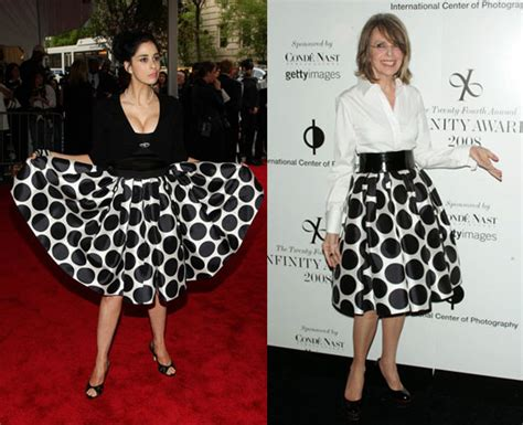 Who Wore Dolce Gabbana Better by Who Wore It Better Dolce Gabbana Polka Dot Skirt