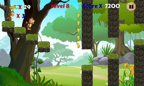 jungle monkey run android apps on play