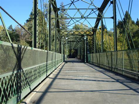 desain jembatan gantung gambar pejalan kaki arsitektur gang baja jembatan