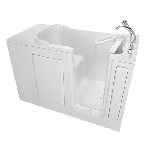 safety bathtub safety tubs value series 48 in walk in whirlpool and air