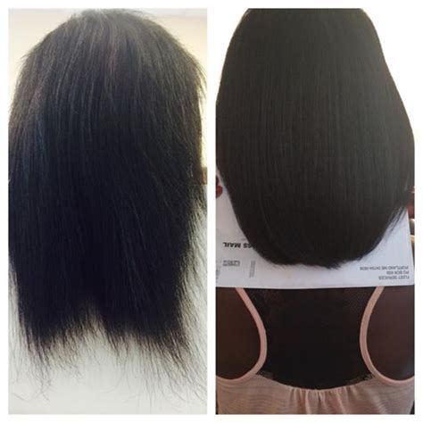 how to trim relaxed hair how to trim relaxed hair style gallery simply erinn s