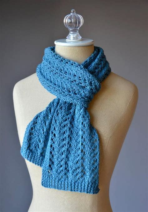 knit scarf pattern lace 9 fantastic free knitted lace scarf patterns