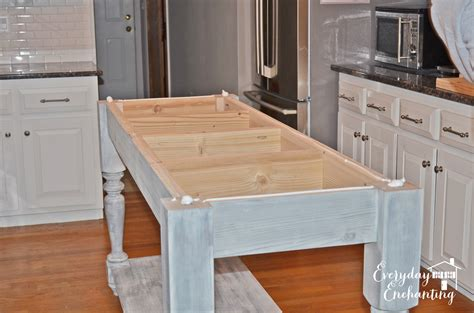 kitchen island bases remodelaholic white kitchen overhaul with diy marble island