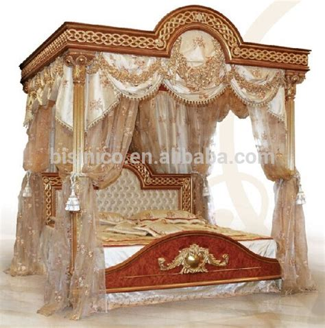 italian canopy bed italian royal bedroom furniture luxury upholstered canopy bed with night stands classical hand