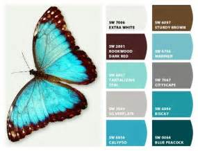what colors go with aqua the best benjamin paint colours to coordinate with