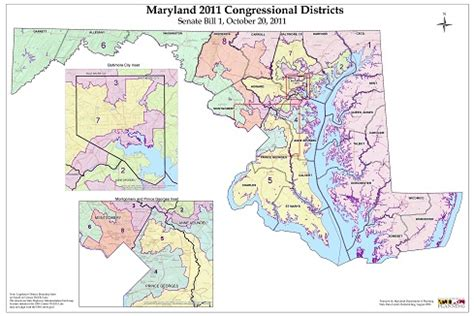 maryland map congressional districts these are maryland s quot proportionate quot districts