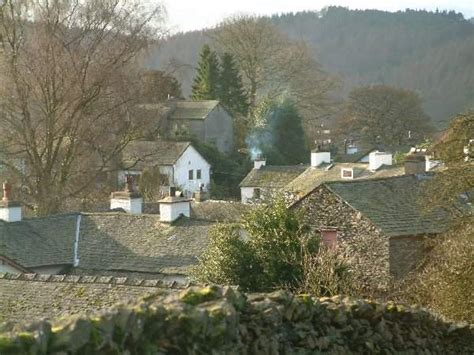 Castle Cottage Sawrey by Quilts And Other Traditions The Magic Of