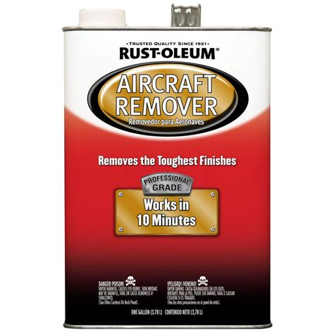 Professional Kitchen Faucets Home by Rust Oleum Automotive 1 Gal Aircraft Remover Case Of 2