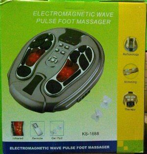 Jual Electromagnetic Wave Pulse by Jual Electromagnetic Wave Pluse Foot Massager Akupuntur