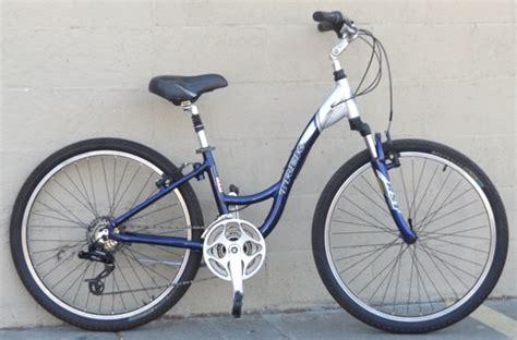 Aluminum Comfort Bike by 14 Quot Trek Navigator 100 Aluminum Comfort Commuter Bike 5 3