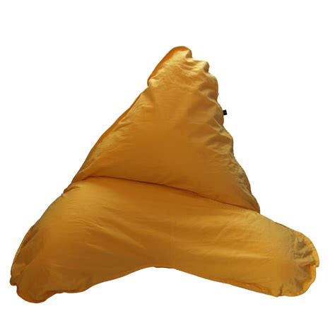 upright pillow for bed the peak pillow a unique upright v shaped pillow for