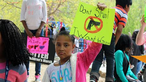 Youth Activism Essay by Teaching West Philly 4th Graders The Of Protest With March Against Gun Violence Whyy