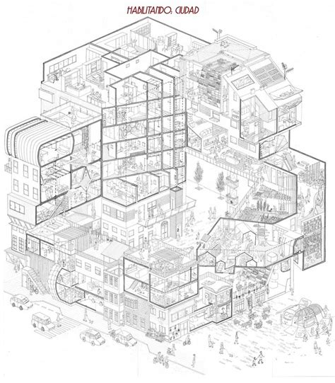section 25 inspiration 25 best ideas about axonometric drawing on pinterest