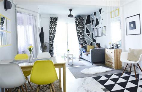 inspirasi dekorasi rumah  bajet tetapi awesome