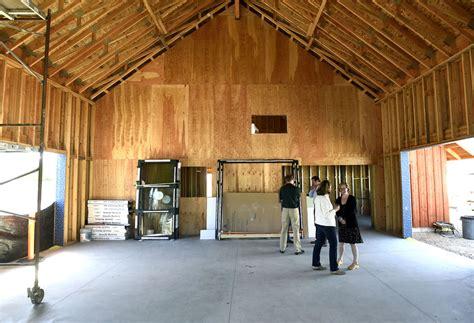 deeper roots garden city harvest celebrates new farmstead