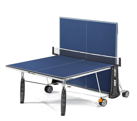 how is a ping pong table cornilleau 250 indoor ping pong table