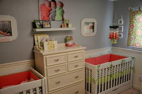 Lime Green Bedroom Triplet Girls Nursery Project Nursery