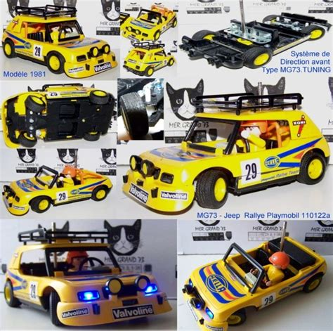 Rally Auto Playmobil by Voiture Rallye Playmobil 3524 A Le Blog De Mg73 Tuning