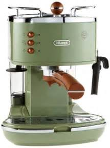 Delonghi Toaster Reviews Vintage De Longhi Icona Coffee Maker In Green Cream 163 140