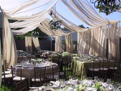 Outdoor Wedding Decor Ideas » PB Jacksonville Blog