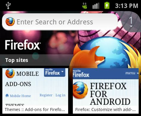themes firefox add ons dress up your firefox for android mozilla add ons blog