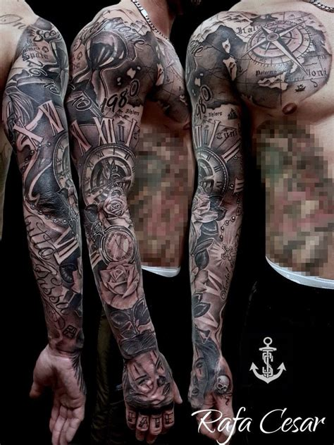 Pasha Cesar Wadimor 821 Grey 821 best images about sleeve tattoos on sleeve sleeve tattoos and sleeve