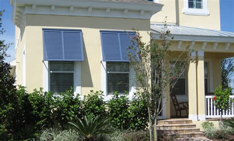 Shutter Awnings by Bahama Shutters