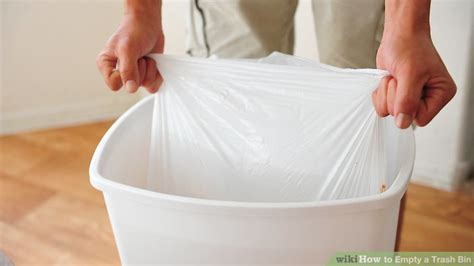 Kitchen Collection Store how to empty a trash bin 8 steps with pictures wikihow