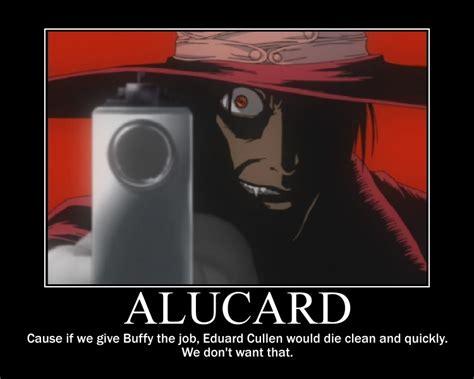 Alucard Memes - alucard motivator by gamechibi on deviantart