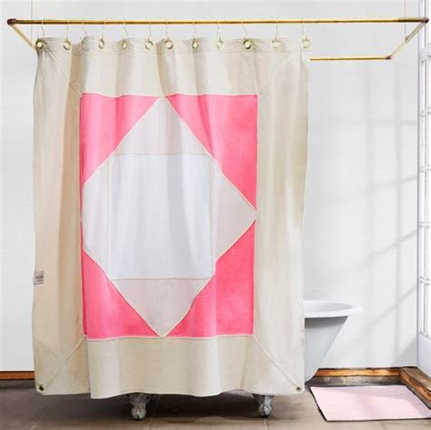 quiet curtains pretty bathroom accessories a cup of jo