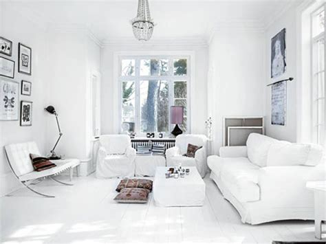 white home interior design woonkamer decoratie