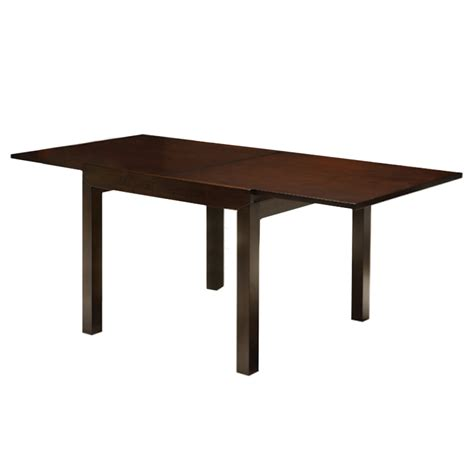 dining table dining table expandable wood